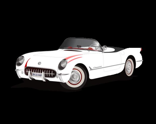 1953-Chevy-Corvette