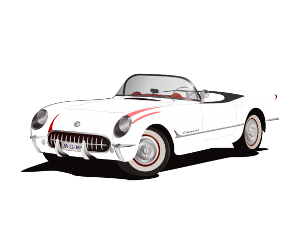 1953-Chevy-Corvette