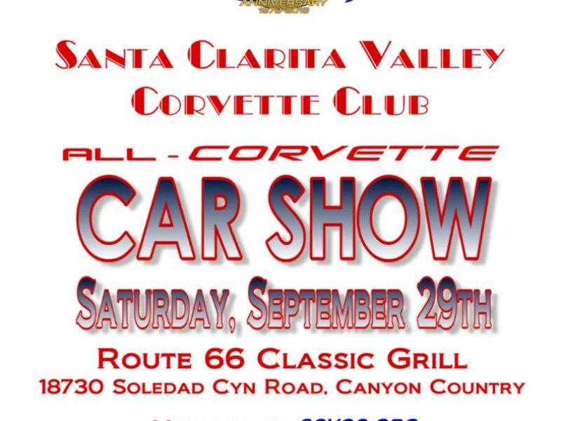 SCVCC Car Show 3