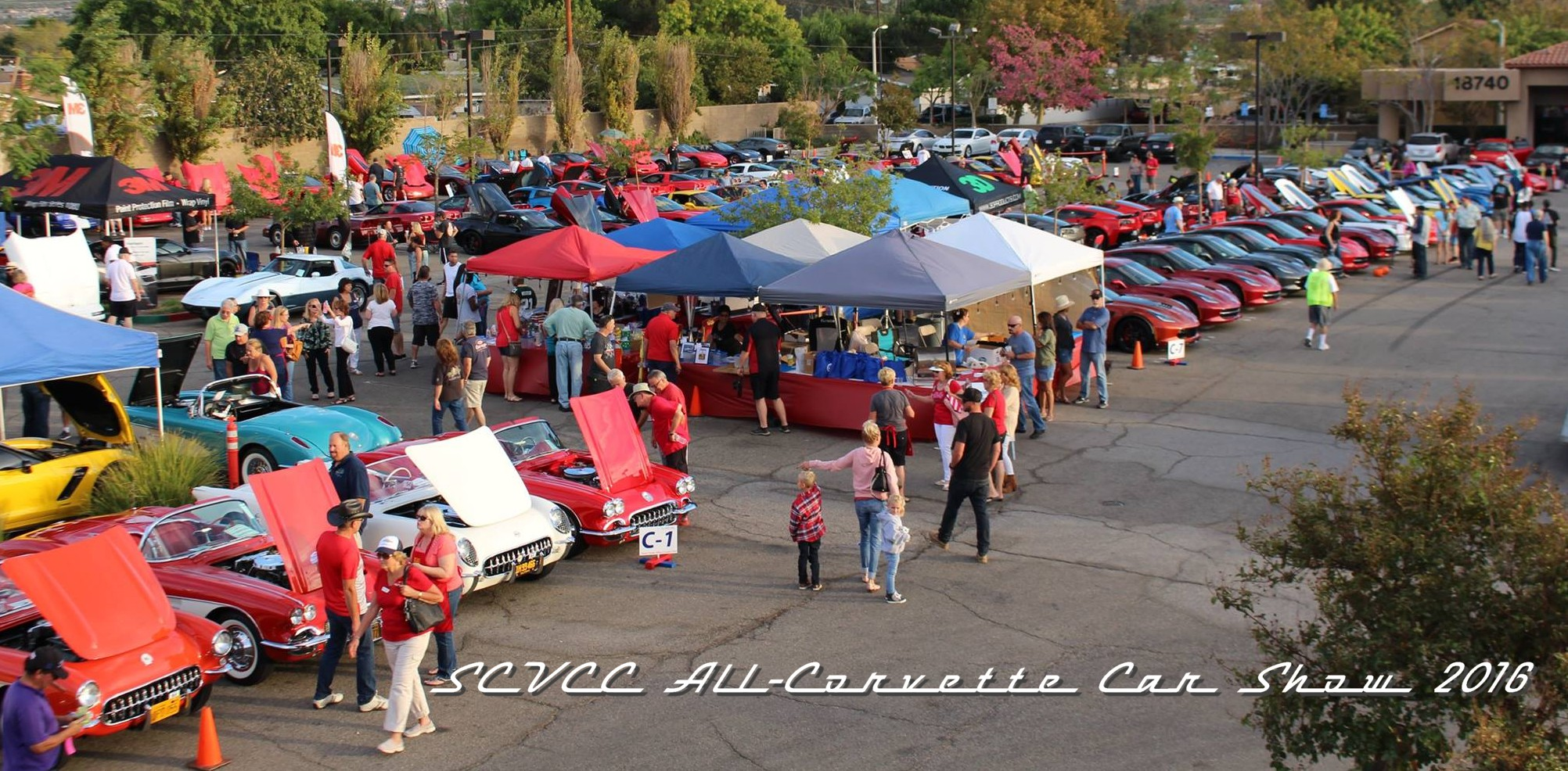 SCVCC Events Santa Clarita Valley Corvette Club - Car show event calendar