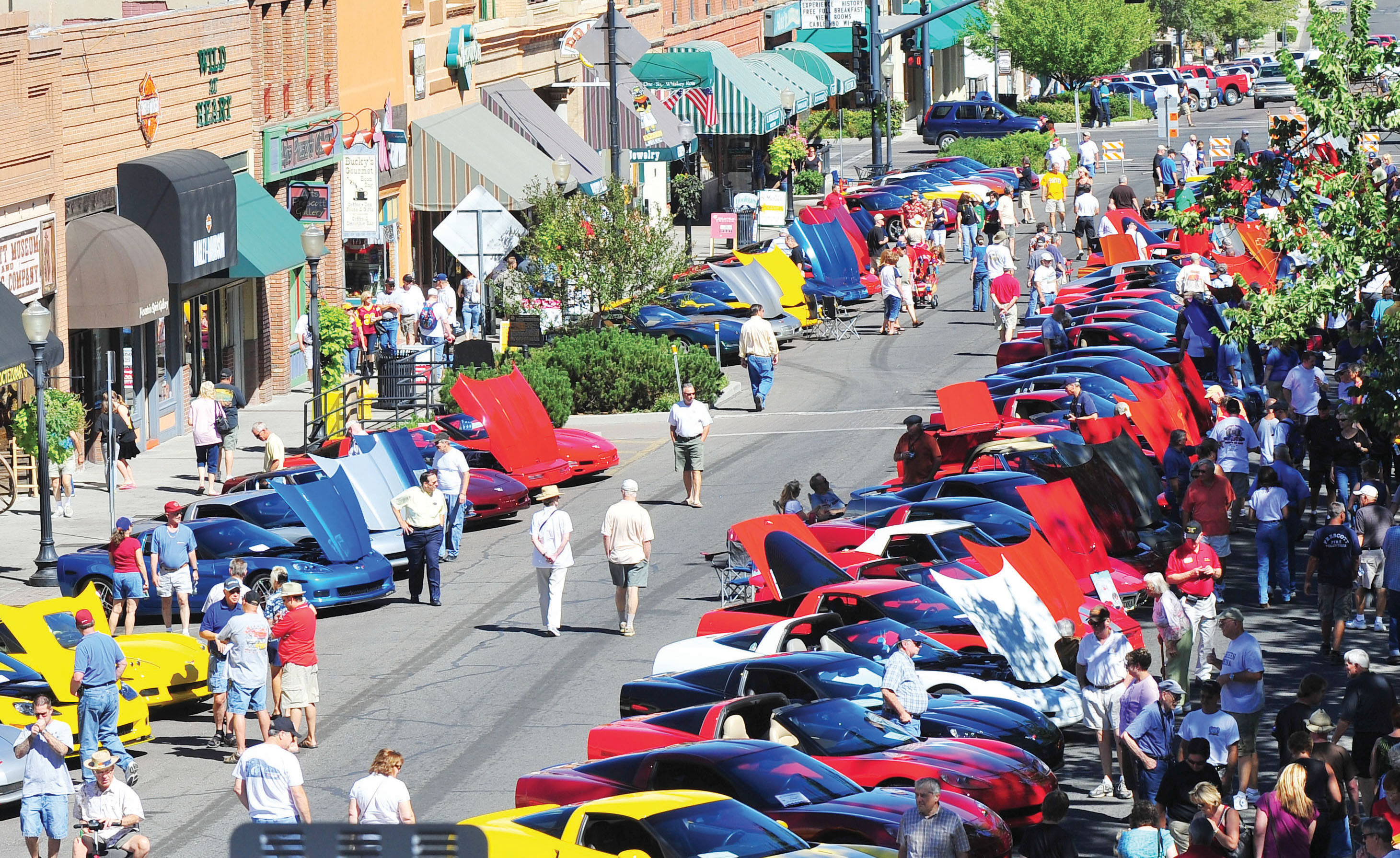 Historic Prescott Car Show With Overnight In Laughlin - Laughlin car show 2018