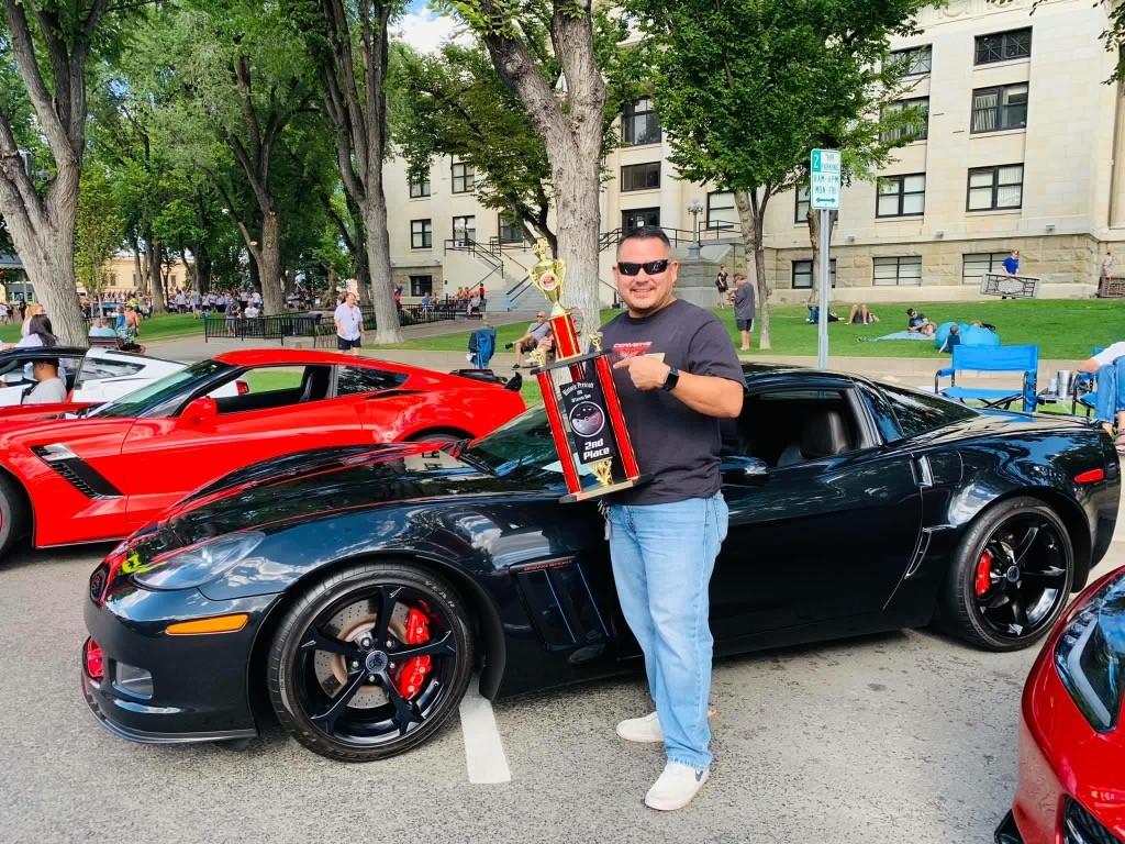 Prescott Vette Sette Car Show Santa Clarita Valley