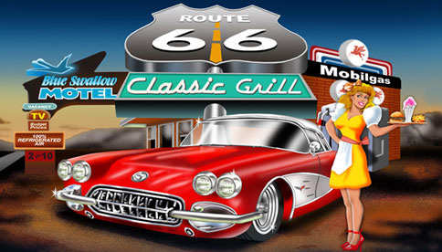 Route66 Classic Bar