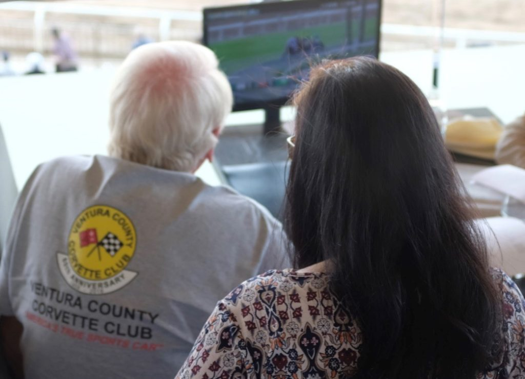 Saturday Drive A Day At The Races Santa Anita Park