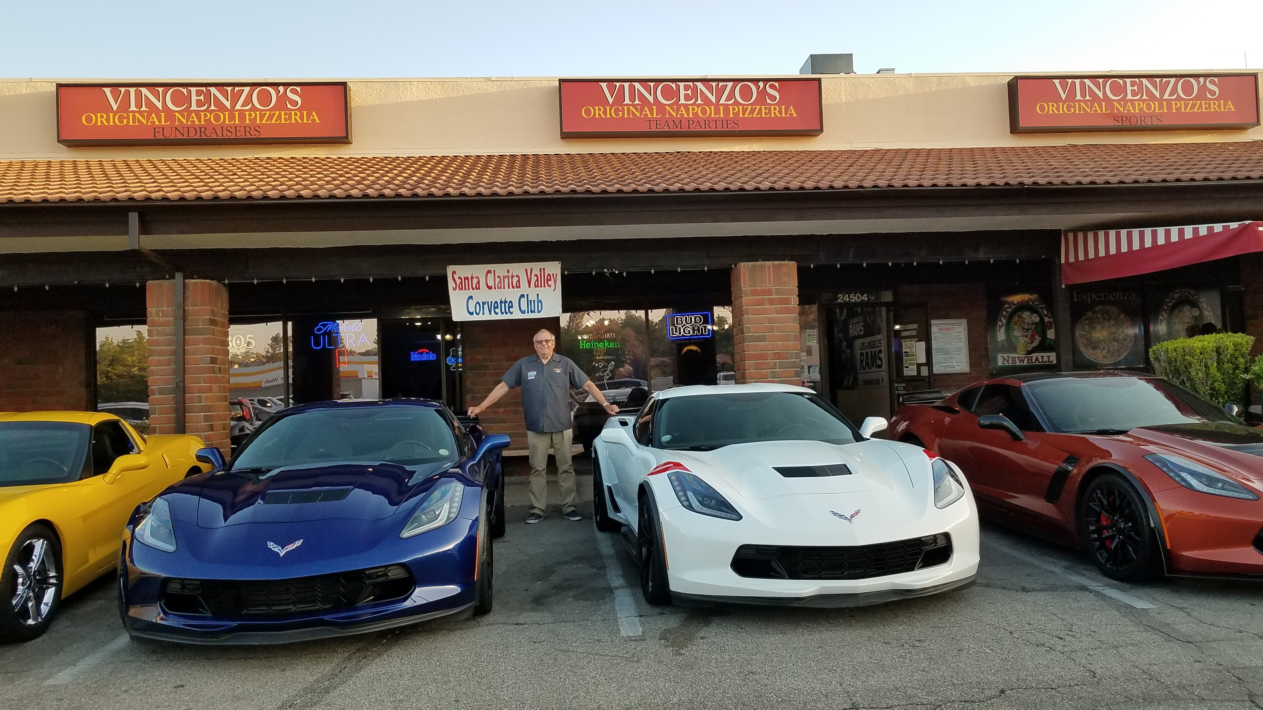 Pismo Getaway Weekend – Santa Clarita Valley Corvette Club